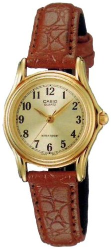 Casio General Ladies Watches Strap Fashion LTP-1096Q-9B1 - WW
