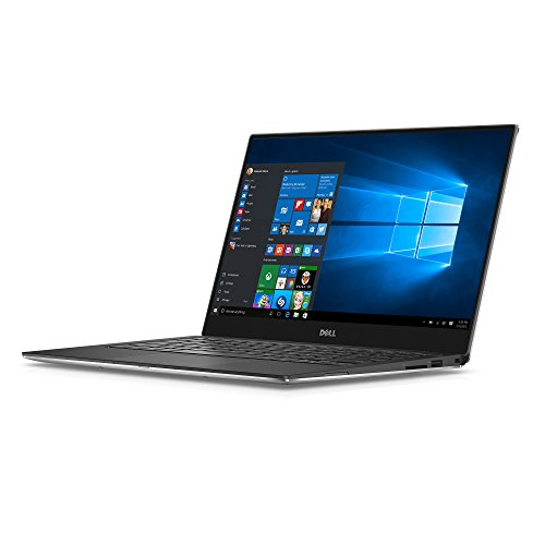 "Dell XPS9360-4841SLV 13.3"" Laptop (7th Generation Intel Core i7, 8GB RAM, 256 GB SSD, Silver)"
