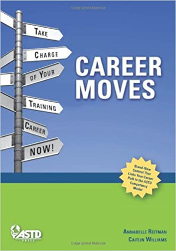 Career Moves: Take Charge Of Your Training Career NOW!: Annabelle ...