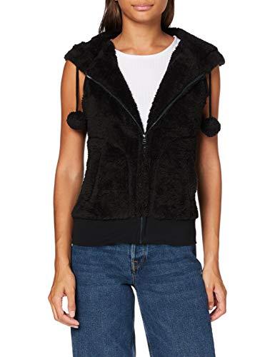 Urban Classics dames dames teddy vest