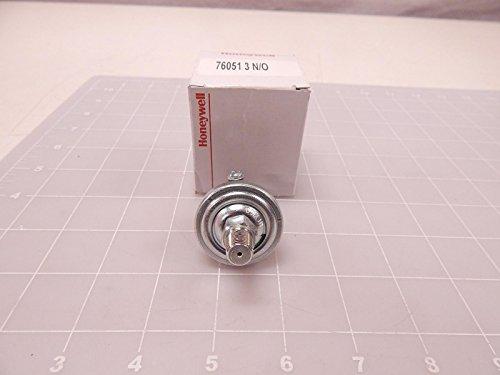Honeywell Pressure Sensors - Honeywell 76051 3 N/O Industrial Pressure Sensor PRESSURE SWITCH T79251