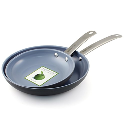 Greenlife Gourmet Healthy Ceramic Non Stick Hard Anodized