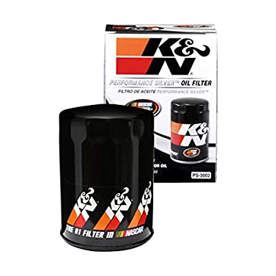 K&N Premium Oil Filter: Designed to Protect your Engine: Fits Select CHEVROLET/GMC/HUMMER Vehicle Models (See Product Description for Full List of Compatible Vehicles), PS-3002: Automotive