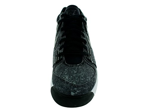 Nike Air Tech Challenge Iii, Zapatillas de Tenis para Hombre Black/Black/Anthracite/White