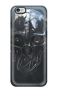 Defender Case With Nice Appearance (dishonored Mask) For Iphone 6 Plus