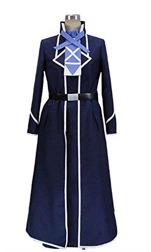 [Onecos Anime Log Horizon Shiroe Cosplay Costume New] (Log Costume)