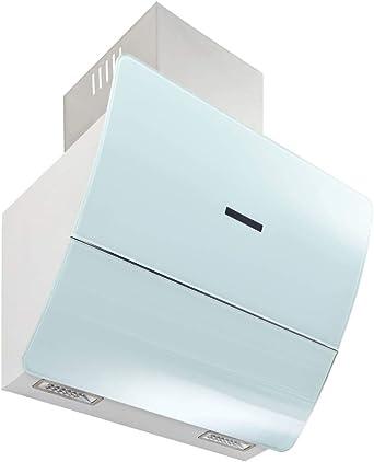 Xingshuoonline Campana extractora de pared de acero inoxidable 756 M3/H 60 cm blanca campana extractora moderna campana universal: Amazon.es: Grandes electrodomésticos