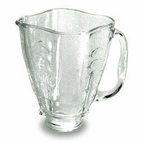 Oster Blender 6812 Jar - Clover Cube Design - Glass Jar
