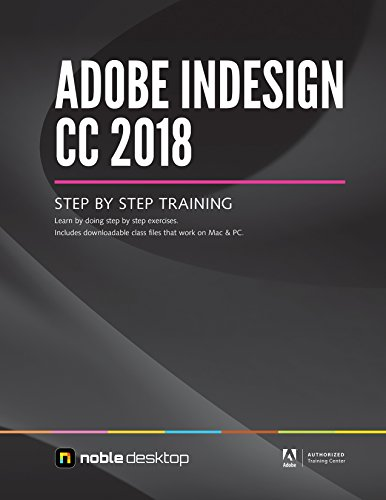 Adobe InDesign CC 2018 Step by Step Training
