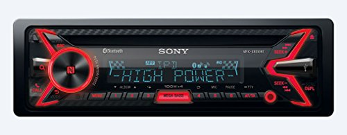 Dash Designs Tribeca Subaru (Sony MEX-XB100BT Single DIN Hi-Power Bluetooth In-Dash CD/AM/FM/SiriusXM Ready Car Stereo with 160W RMS (CEA Rated Power) built-in 4-channel Amplifier Discontinued by manufacturer)