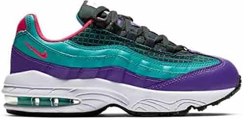 free shipping d30fd f5560 Nike Air Max 95 Now Kids Big Kids Bq7219-300 Size 1.5