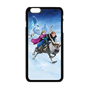 diy zhengHappy Frozen Princess Anna Kristoff Olaf Sven Cell Phone Case for Ipod Touch 5 5th