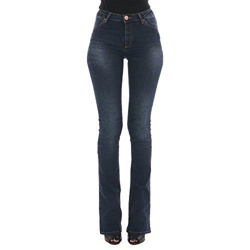 2nd One Femme 1037701400041 Bleu Coton Jeans