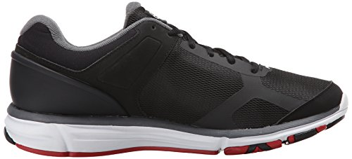 Fox Men's Podium Athletic Shoe, Black/White, 8 M US by Fox (Image #7)
