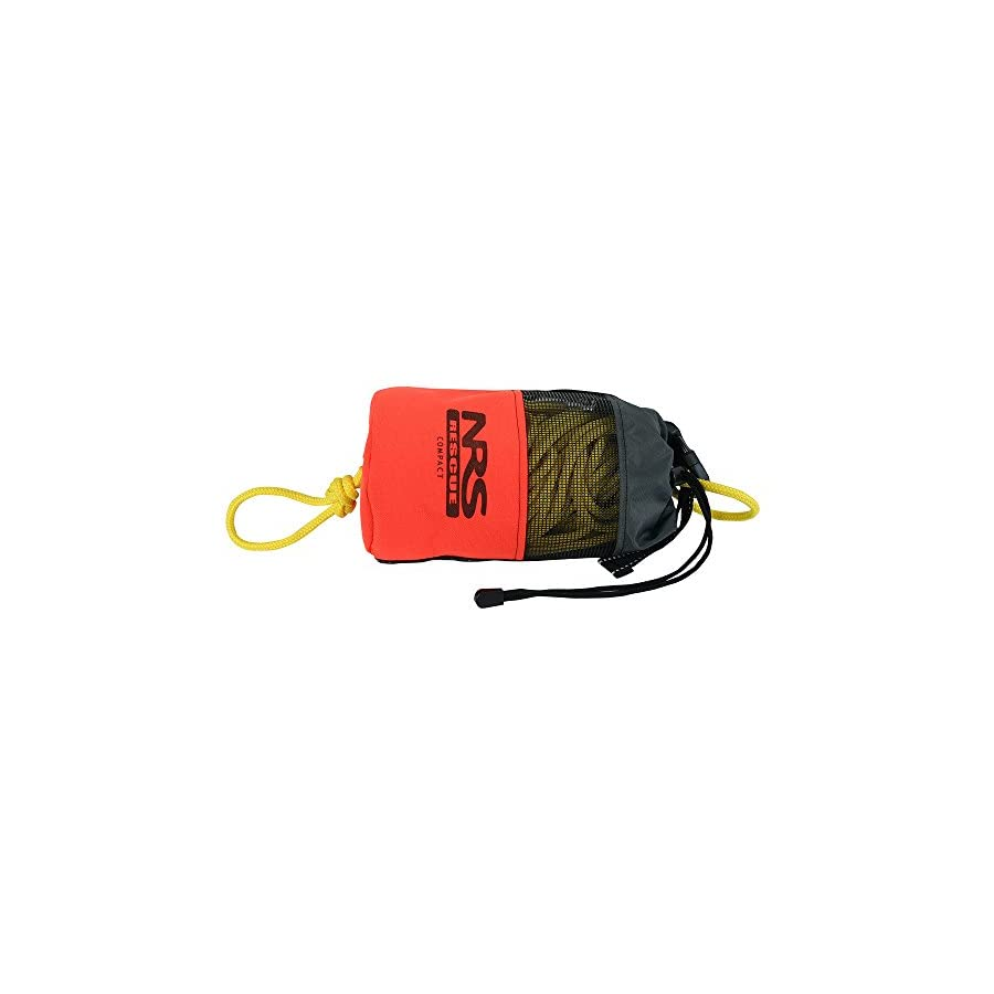 NRS Compact Rescue Throw Bag Yellow