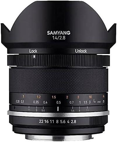 Samyang Mf 14mm F2 8 Mk2 Sony E Weitwinkel Objektiv Kamera