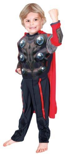 Marvel - The Avengers - Thor Padded Chest Costume - CHILD UK ...