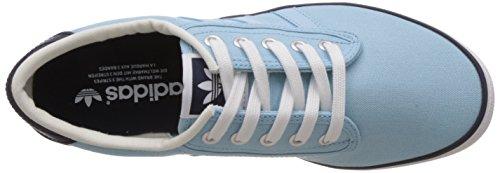 Adidas Prestaties Heren Kiel Hemel Skate Schoenen Blauw / Wit / Navy