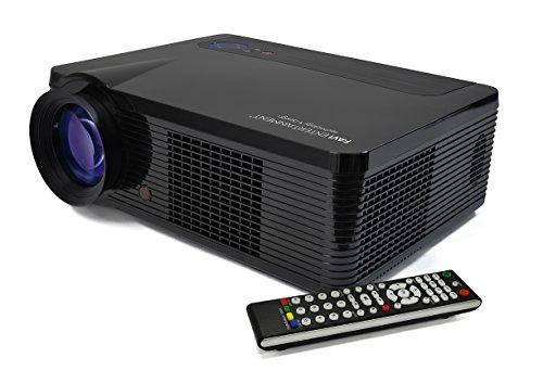 FAVI 3T LED LCD (SVGA) Video Projector - USA Version (Warranty) - DIY Series (RioHD-LED-3T)