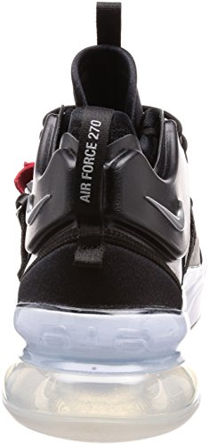 Metallic 270 Force Uomo Silve da Fitness Nike Scarpe Nero 001 Black Air TEAwBpnqpz