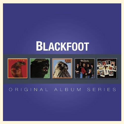 Blackfoot - Original Album Series -  Blackfoot - Zortam Music