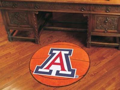 Basketball Floor Mat - University of - Rug Arizona Basketball