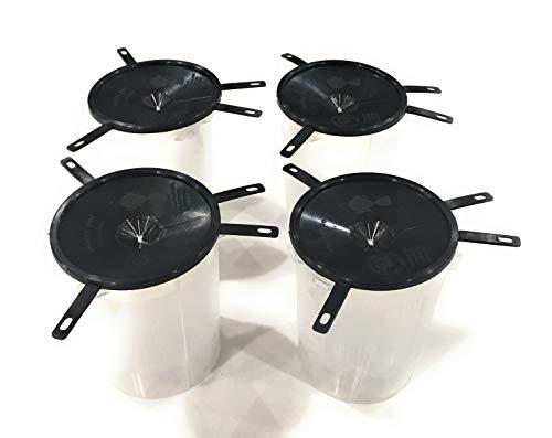 - Air Layering Propagation Small Rooter Pots Bundle of 4