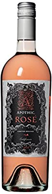 2016 Apothic Limited Release California Rosé Wine 750mL from Apothic