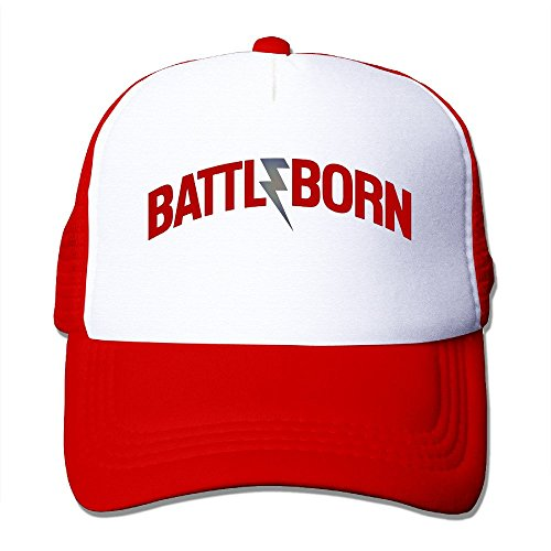 Price comparison product image Mesh Adjustable, Unisex, Designer Red Battleborn Video Xbox One MOBA 2K Games Summer Hats Winter Hats