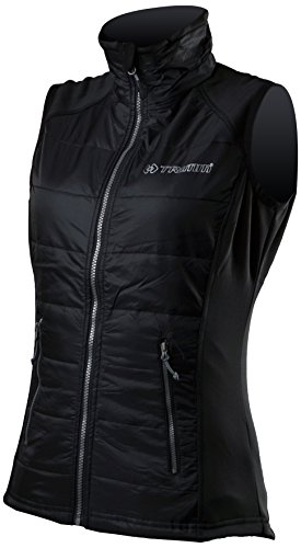 Trimm Candy Vest–Chaleco para mujer negro