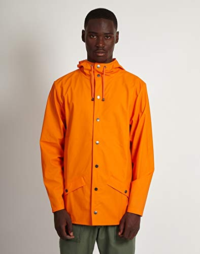 Orange Classic Fire Jacket Rains M 4S8qwBn