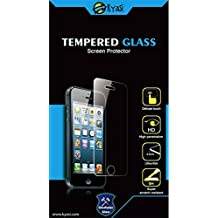 Kyasi Gladiator Glass for Sony Xperia Z1 with 1 Tempered Glass Clear Protector