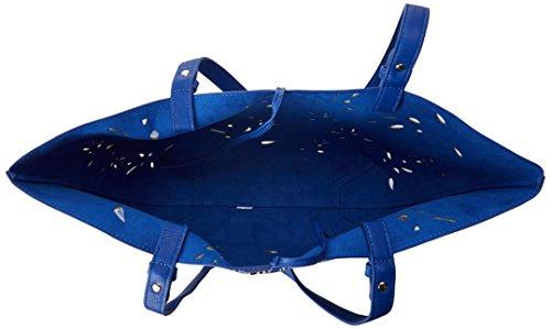 Desigual 18saxpb3 sac attalea Navy Bleu capri jaune gwqfRgZrB8