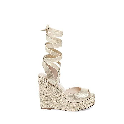 Women's Gold Us 10 0 Sandal Madden Secret Steve pz5aq7x