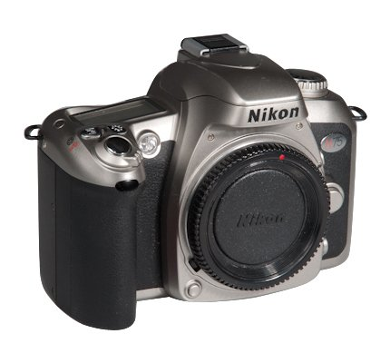 Nikon N75 35mm SLR Camera (Body - Motion Detection Nikon