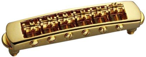 Schaller シャーラー ギター用ブリッジ STM 453/Gold (国内正規品) B0083TPUOG Gold Gold