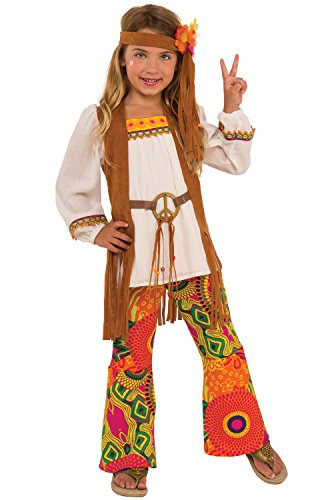 Rubies Costume 630969-S Child's Kid's Flower Costume, Small, Multicolor ()