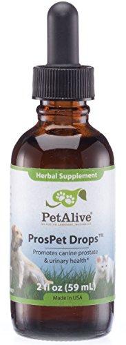 PetAlive ProsPet Drops for Pet Prostate Health, (60ml)