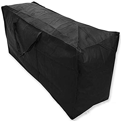 lehao Outdoor Cushion Storage Bags Portable Furniture Protective Cover