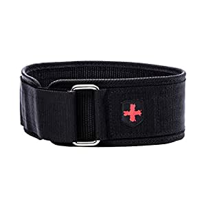 Harbinger 4-Inch Nylon Weightlifting Belt, Large