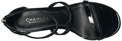 Charles Dress Charles Womens Sandal David Womens Ria Black Charles by Charles by David Ria FngpFr