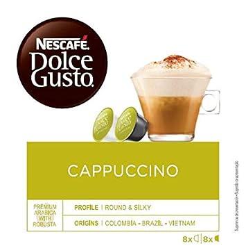 Amazon.com: Nescafe Dolce Gusto de cápsulas de Nescafe Dolce ...
