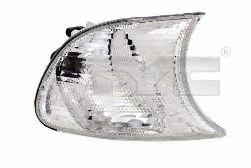 Corner Light White RIGHT Fits BMW E46 Coupe 1999-2006 TYC 18-5913-15-2