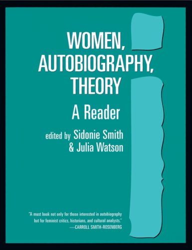 autobiography essays theoretical and critical olney