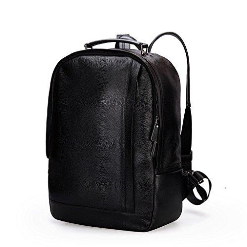 ZCJB Rucksack Männer Freizeit Rucksack Fashion Trend Große Kapazität Computer Tasche Reisetaschen