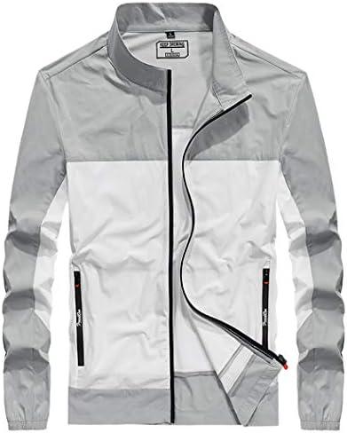 SemiAugust(セミオーガスト)ジャケット メンズ 防風 薄手 ジャンパー ブルゾン 通気性 カジュアル ストリート アウター おしゃれ 春服 アウトドア