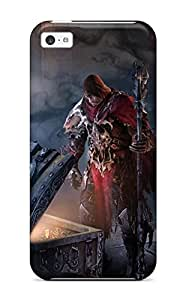 Iphone 5/5s Lords Of The Fallen Print High Quality Tpu Gel Frame Case Cover