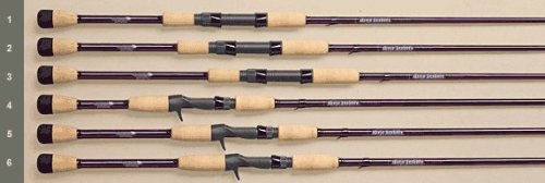 St. Croix Mojo Inshore Spinning Rods (70, MHF)