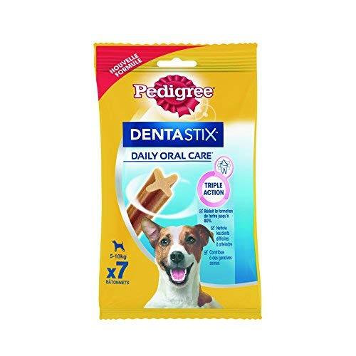 Pedigree Dentastix - Friandises pour Petit Chien - 28 Sticks hygiène bucco-Dentaire - Pack de 4 170335