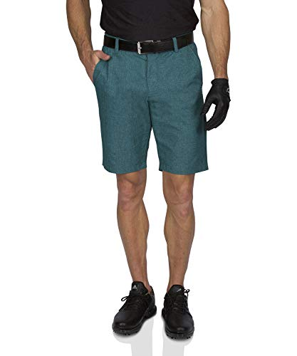 Three Sixty Six Dry Fit Golf Shorts for Men - Tapered Slim Fit Chinos - Mens Shorts ()